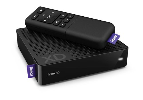 The Roku XD Streaming Player